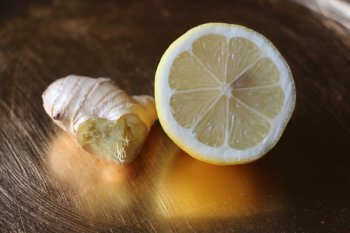 Ginger Lemon Tea Detoc Cold/Flu/Cough Remedy