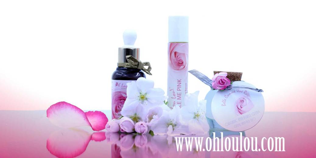 Oh Lou Lou! organic beauty products