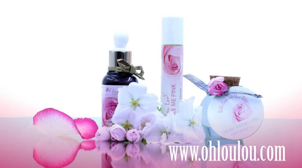 Oh Lou Lou! organic beauty products